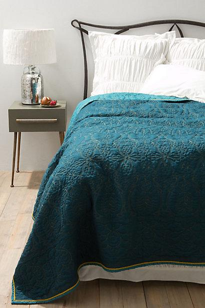 Marseille Coverlet I Anthropologie Com