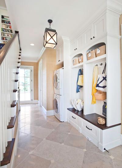 Foyer Laundry Room : Laundry rooms hallway mudroom design ideas