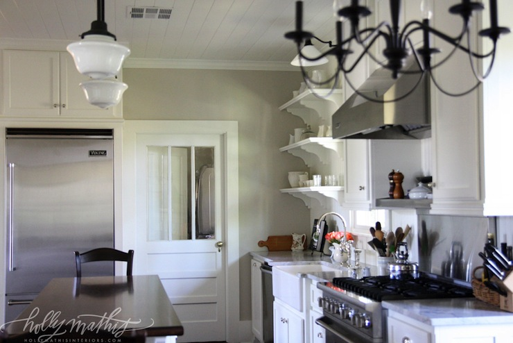 Cottage Kitchen Cottage Kitchen Holly Mathis Interiors