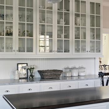 Plank Kitchen Cabinets Design Ideas