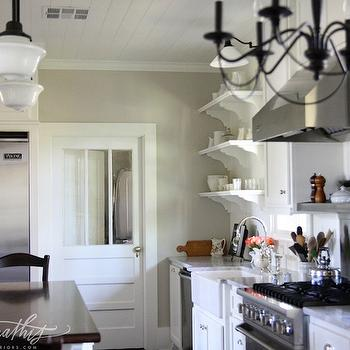 Elegant Holly Mathis Interiors · Cottage Kitchen