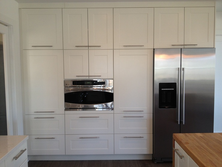 Ikea adel white cabinets design ideas for Adel kitchen cabinets