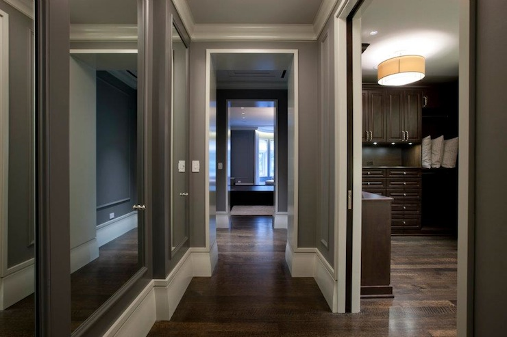 Dark Hardwood Floors Design Ideas