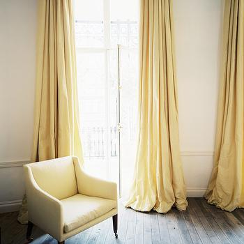 Yellow Drapes