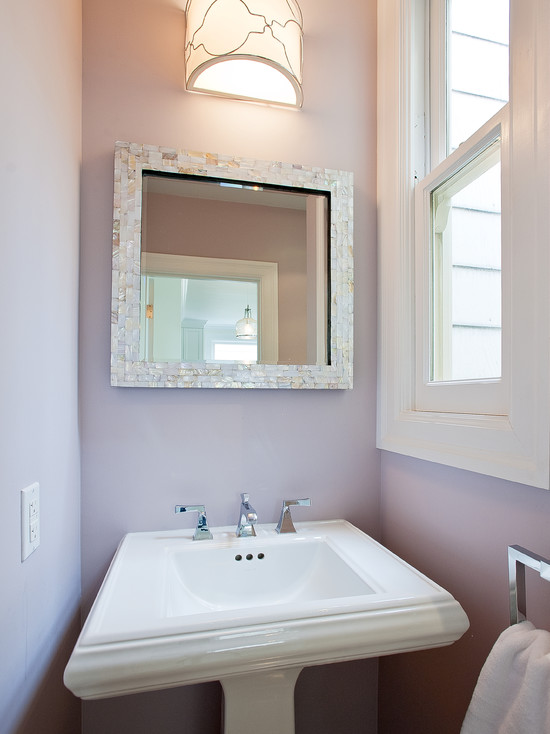 view full size Lilac Bathrooms Design Ideas
