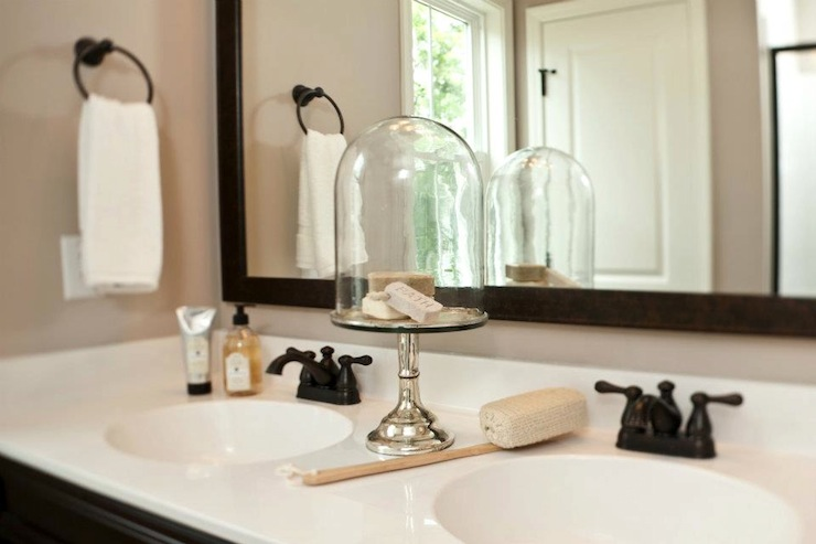 Oil Rubbed Bronze Faucet - Traditional - bathroom - Sabal Homes SC