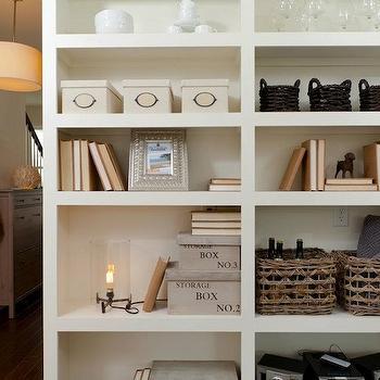 Styled Built Ins, Cottage, entrance/foyer, Sabal Homes SC