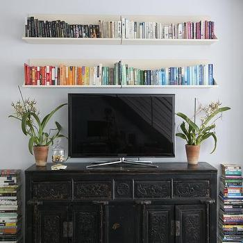 Flatscreen Tv Design Ideas