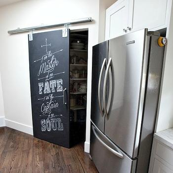 chalkboard pantry door - Chalkboard Designs Ideas