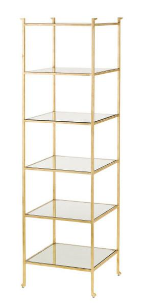Delano Etagere Tall By Currey Amp Co I Burke Decor