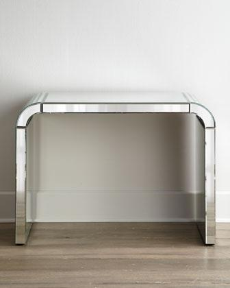 Arcadia Mirrored Console I Horchow