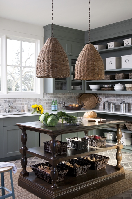 Interior design inspiration photos by southern living page 1 for Southern living kitchen designs