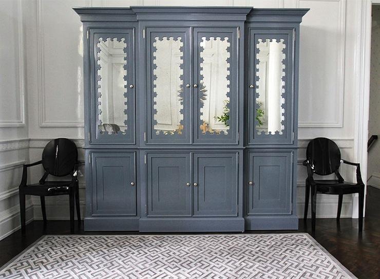 Living Room Armoire Design Ideas