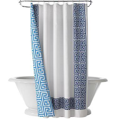 Happy Chic By Jonathan Adler Elizabeth Shower Curtain I Jcpenney