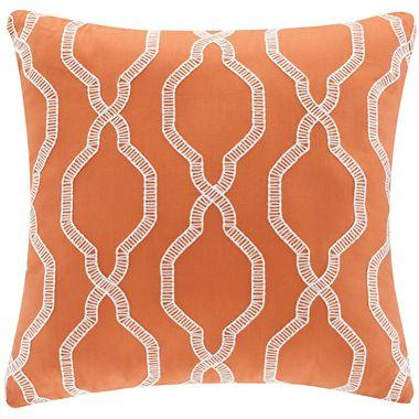 Geo Decorative Pillow I Jcpenney Custom Jcp Decorative Pillows