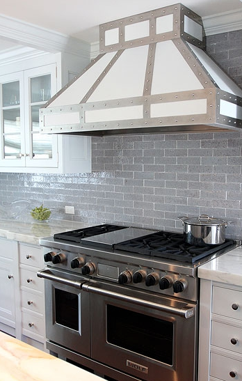 Kitchen Backsplash Grey white and gray kitchen backsplash design ideas