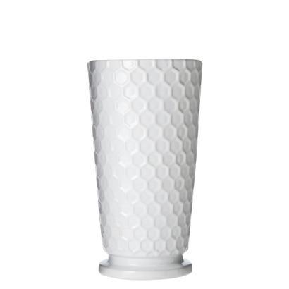 Threshold Honeycomb Vase White I Target