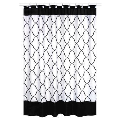 Sweet Jojo Designs Princess Shower Curtain I Target