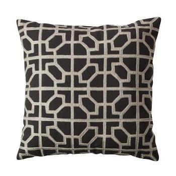 Fieldcrest Luxury Molten Decorative Pillow, Lead I Target