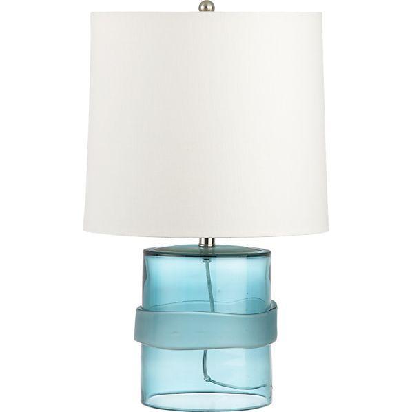 esta table lamp crate and barrel. Black Bedroom Furniture Sets. Home Design Ideas