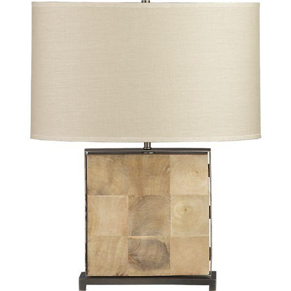 Bryn Table Lamp In Table | Crate And Barrel