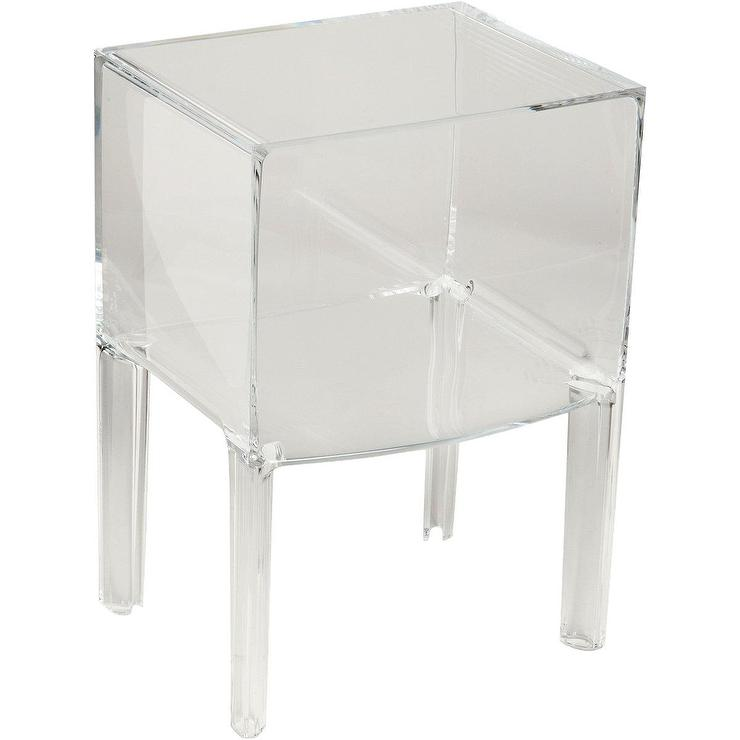 Wonderful Acrylic Ghost Console - Products, bookmarks, design, inspiration  OE39