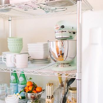 Modren Kitchenaid Mixer Mint Green C With Design Inspiration