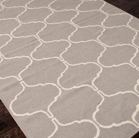 Gray Moroccan Rug Look 4 Less And Steals And Deals