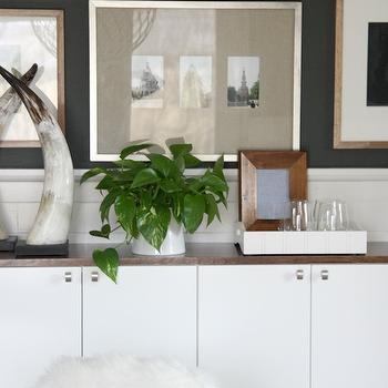 Ikea Akurum Cabinets, Contemporary, dining room, House Tweaking