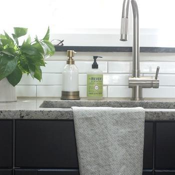 Kashmir White Granite Countertops, Contemporary, kitchen, House Tweaking