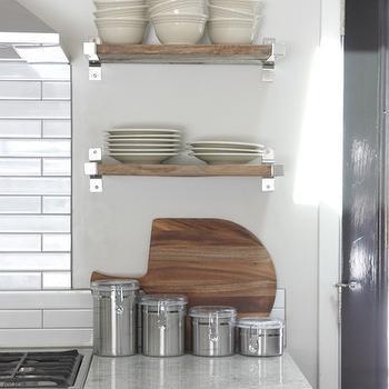 Kashmir White Granite Countertop, Contemporary, kitchen, House Tweaking