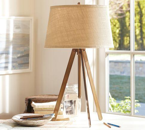 Piedmont Table Lamp Base | Pottery Barn