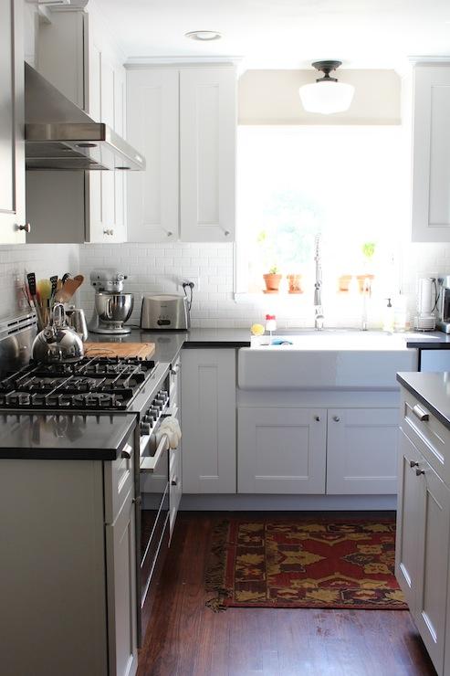 Martha Stewart Dunemore Cabinets - Traditional - kitchen ...