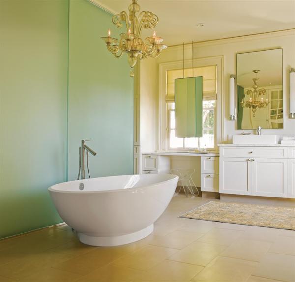 How To Hang Bathroom Mirror: Hanging Bathroom Mirror