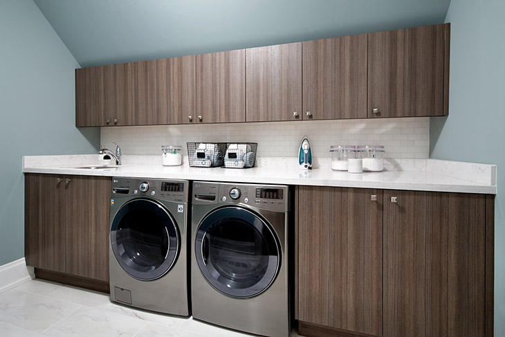 ikea akurum cabinets contemporary laundry room. Black Bedroom Furniture Sets. Home Design Ideas