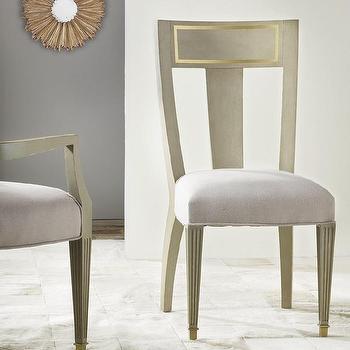 Gustavian Side Chair I Layla Grayce