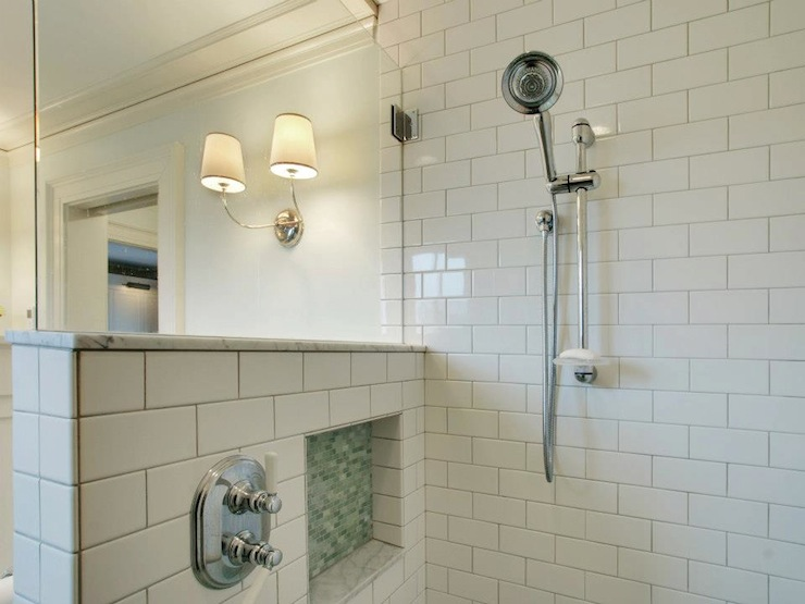 Open shower design ideas - Open shower bathroom design ...