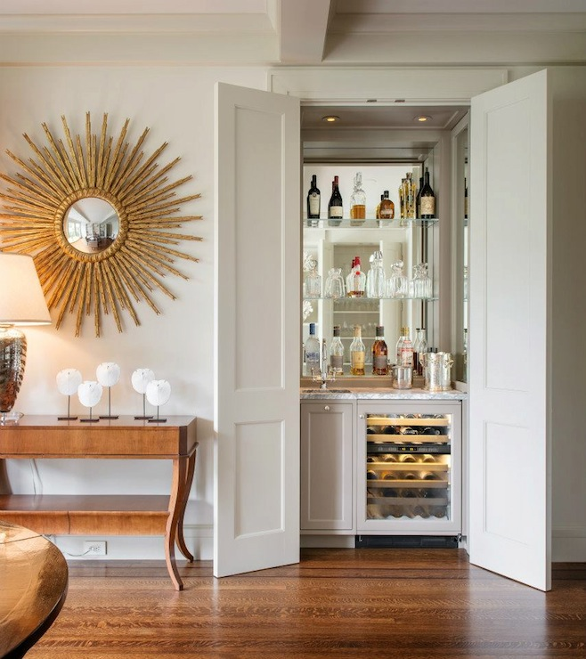 Interior Design Custom Wet Bar Designs 1: Sutro Architects