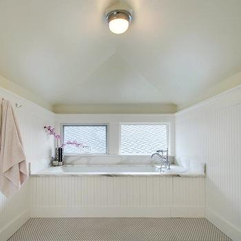 Beadboard Bathroom, Cottage, bathroom, JAS Design Build