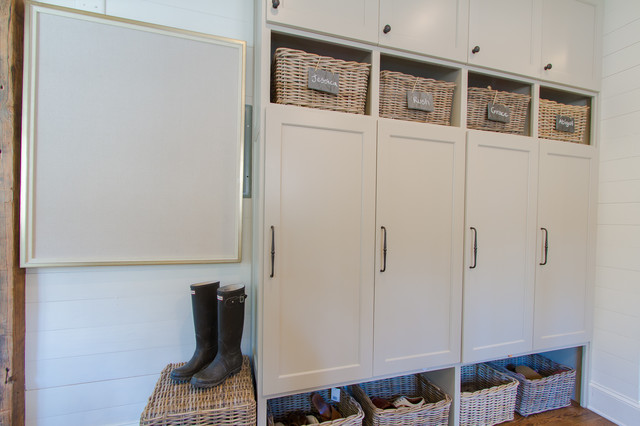 Marvelous Mudroom Lockers And Cubbies