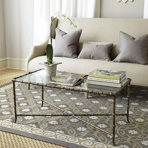 Elsie Coffee Table - Ballard Designs - Coffee Table - Ballard Designs