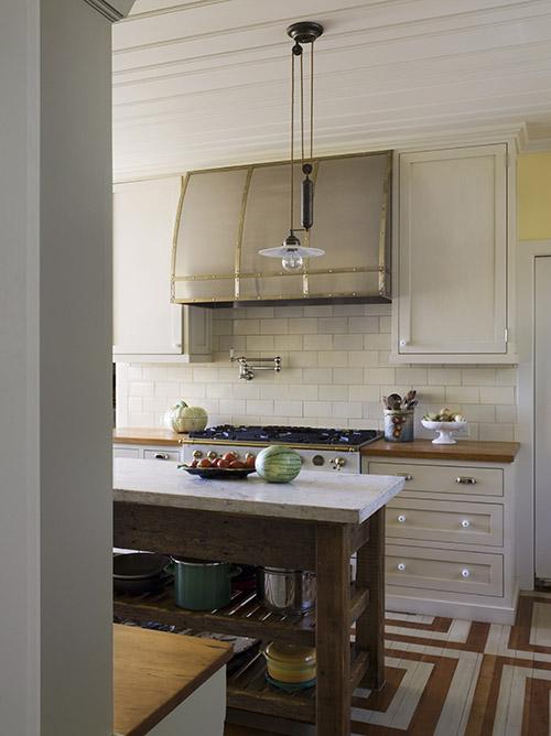 Painted Kitchen Floor Design Ideas