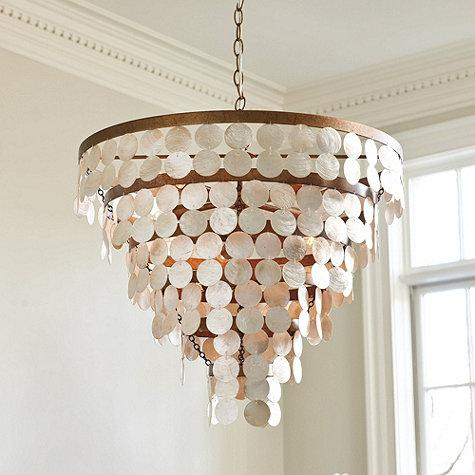 Vernay 10 Light Chandelier Ballard Designs