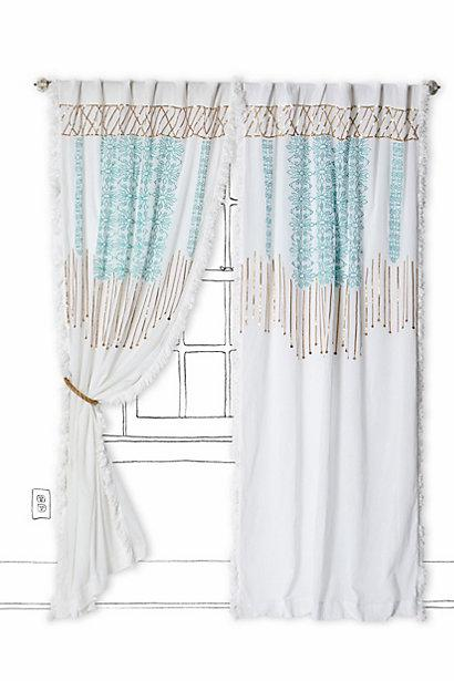 Wonderful Sequin Stream Curtain - Anthropologie.com EU38