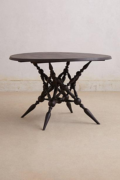 Notched Vines Dining Table I Anthropologie.com