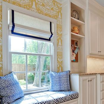 Kitchen Window Seat, Transitional, kitchen, House of Fifty