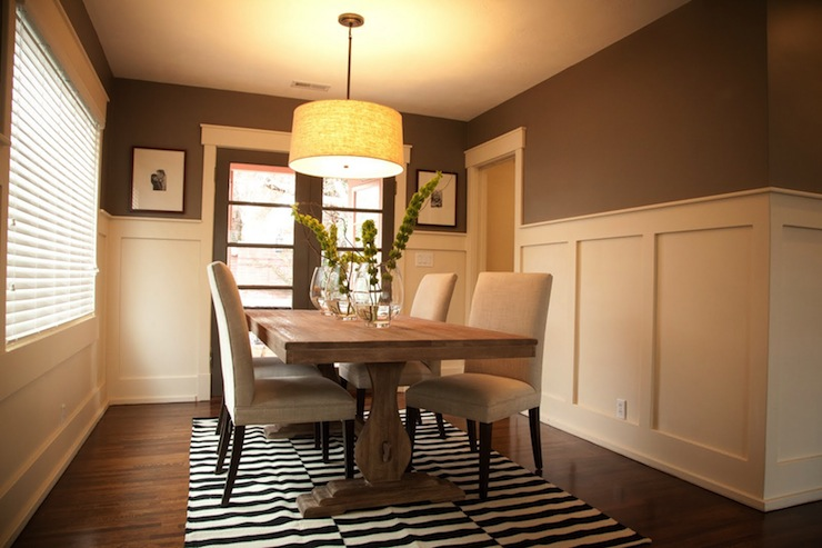 Batten dining room transitional dining room ashley winn design