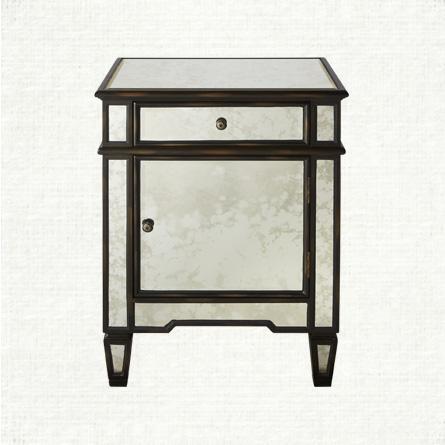 Isla nightstand arhaus furniture for Arhaus furniture