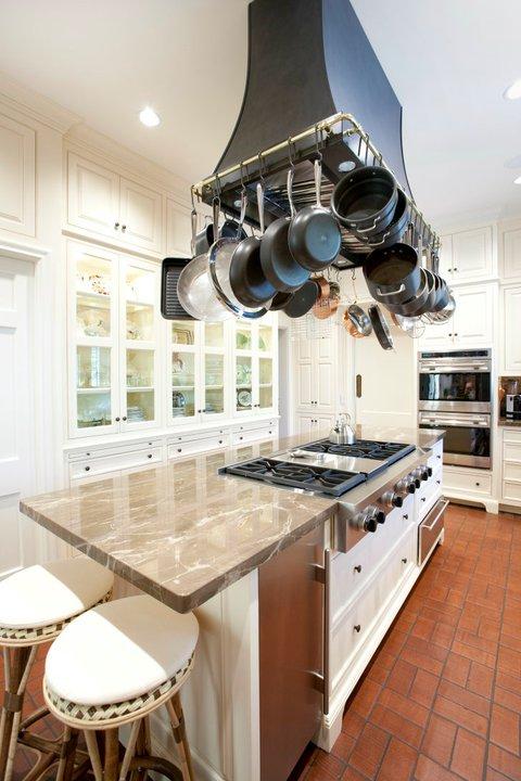 Gray Kitchen Island French Kitchen De Giulio Kitchen