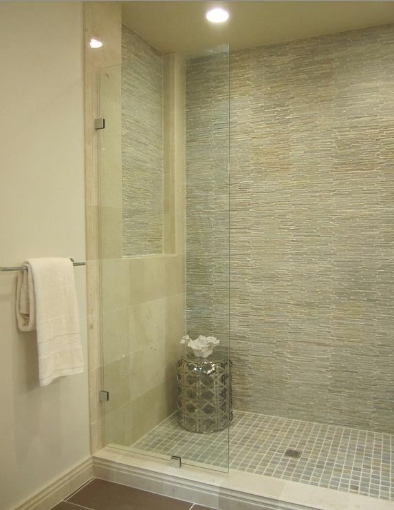 Slate Bathroom Floor Design Ideas
